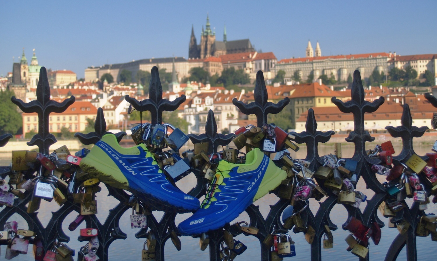 run-prague-castle-lock